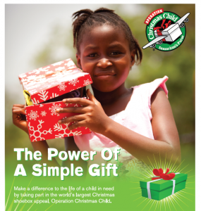 A4 operation christmas child png